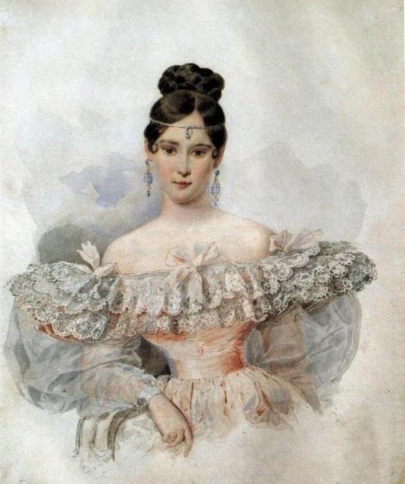 дружина Олександра Пушкіна