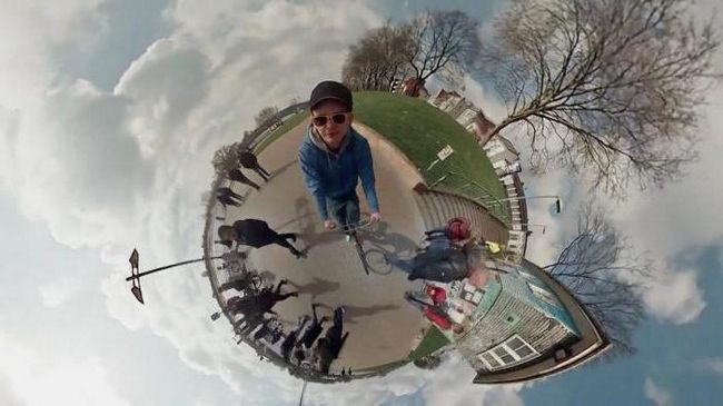 Фото - Сферична панорама: як зробити?
