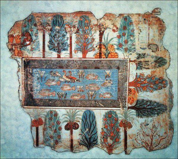 Фото - Шадуф в Давньому Єгипті: визначення, значення