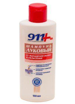 шампуні 911 від випадіння волосся