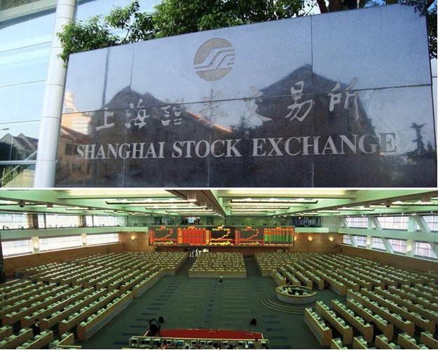Фото - Шанхайська біржа. Біржові котирування кольорових і дорогоцінних металів