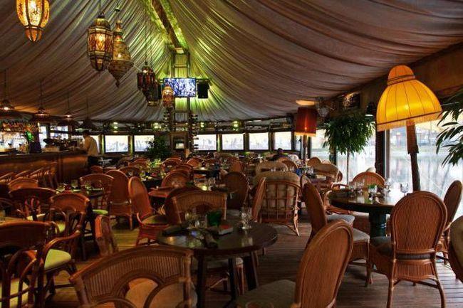 Шатер ресторан на Чистих ставках