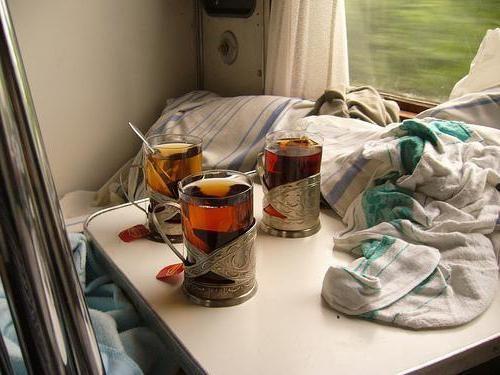 схема плацкартного вагона поїзда