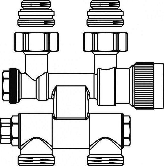 однотрубна і двотрубна система опалення