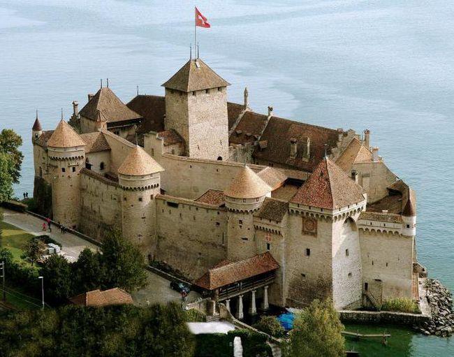 Шильонского замку