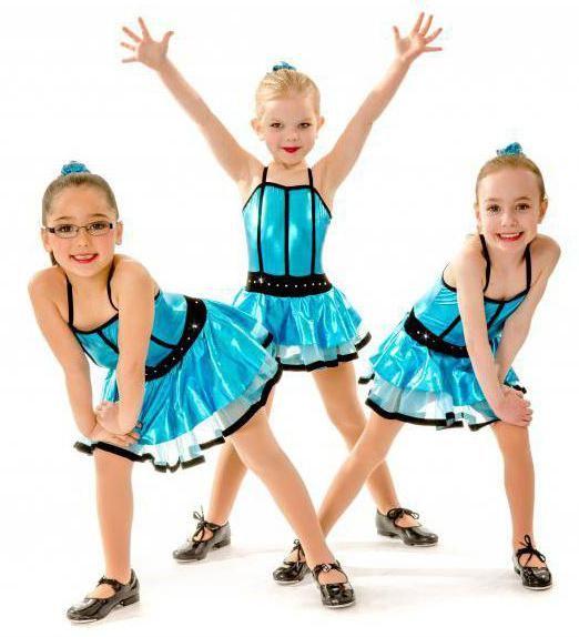 школа танців для дитини