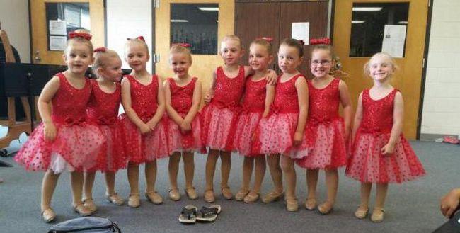 школа танців для дітей від 5 років
