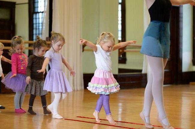 школа спортивних танців для дітей