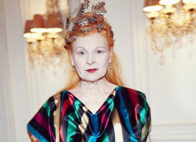 Фото - Шокуючі наряди від Vivienne Westwood