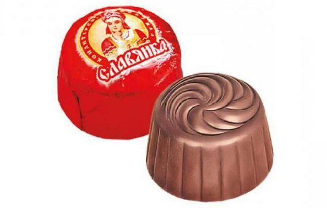 шоколадні фабрики росії список