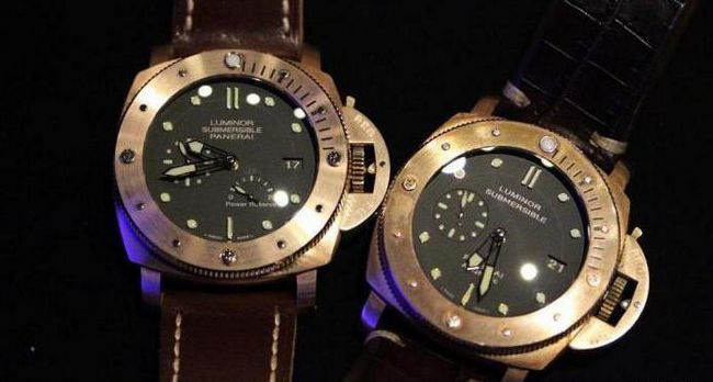 годинник marina panerai