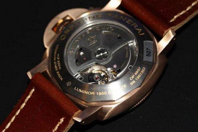 годинник панерай відгуки