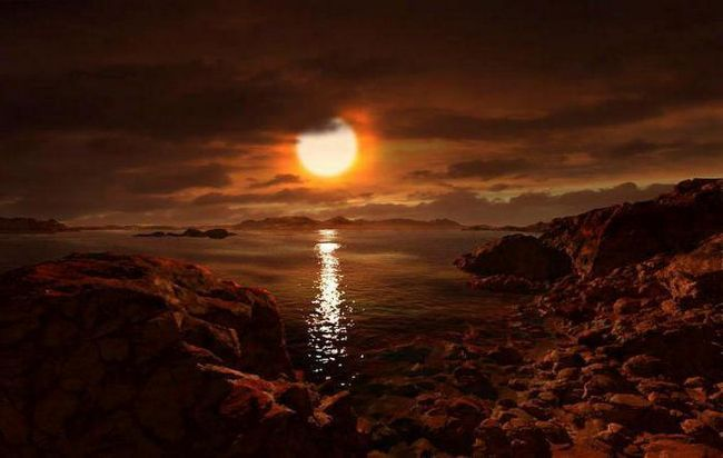 планети gliese 581d