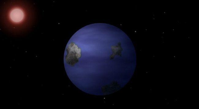 планета gliese 581d сигнал