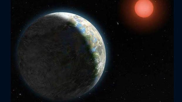 зафіксували сигнал з планети gliese 581d
