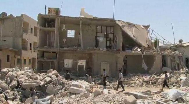 сирійський конфлікт