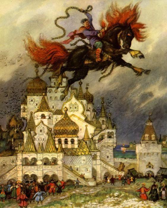 казка іван царевич