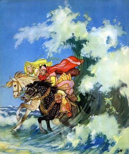 герой казок іван царевич