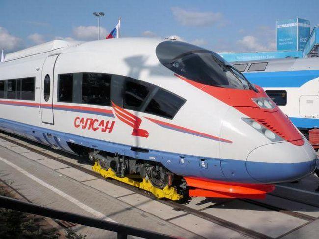 Фото - Швидкість поїзда