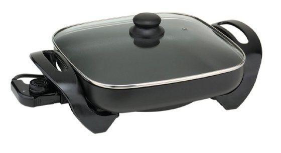 сковорода для електричної плити