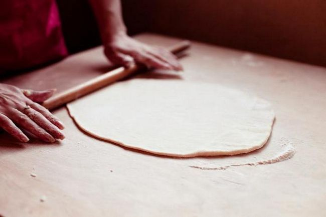 Як приготувати листковий хинкал