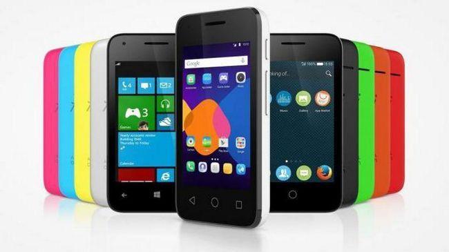Alcatel One Touch PIXI 3 огляд