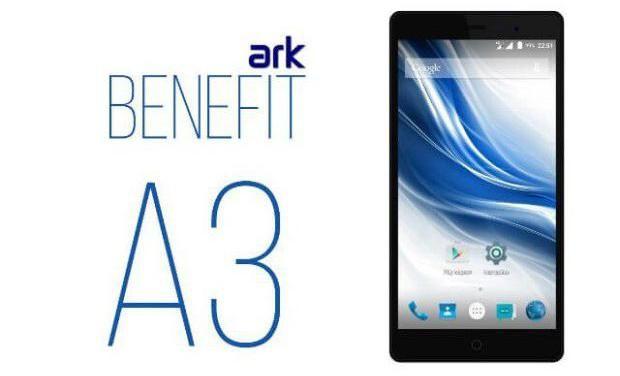 ark benefit a3 dual відгуки