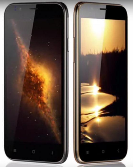 смартфон ark benefit a3 dual sim black