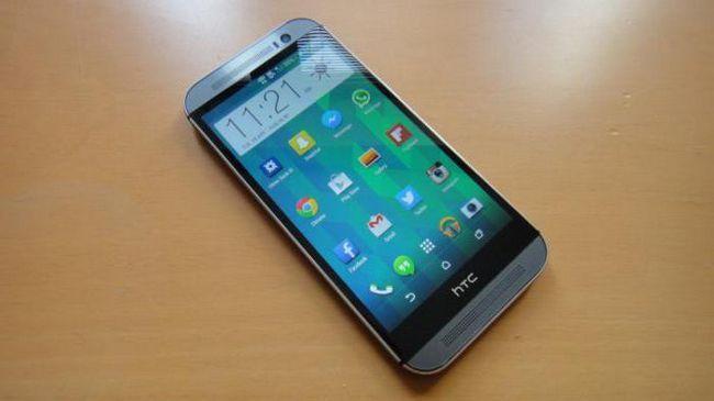телефон htc one m8 відгуки