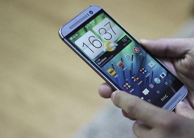 мобільний телефон htc one m8 dual sim відгуки