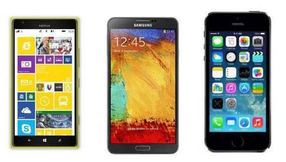 смартфон якої фірми краще