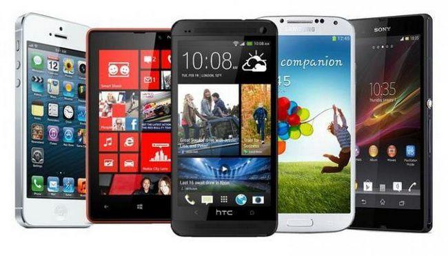 смартфони якої фірми краще відгуки