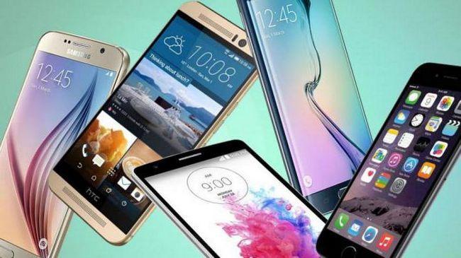 якої фірми смартфон краще вибрати
