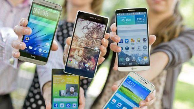 смартфони якої фірми краще за якістю відгуки