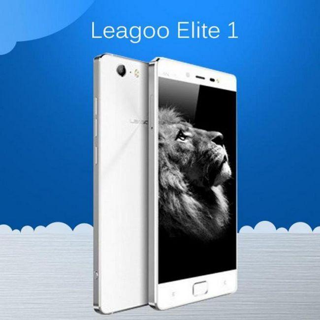 телефон leagoo elite 1 відгуки