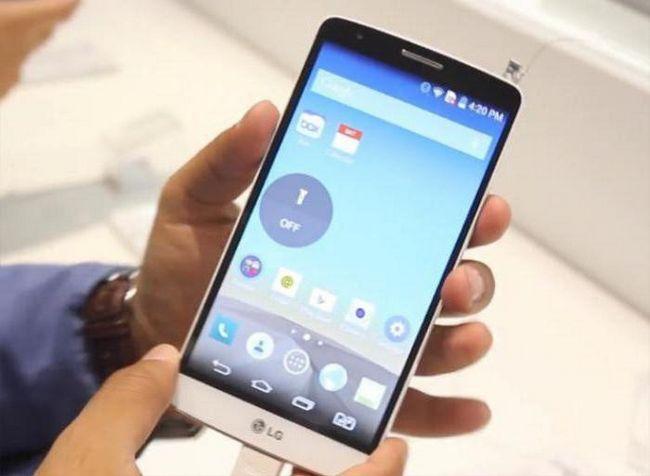 Фото - Смартфон LG G3 Stylus: відгуки покупців