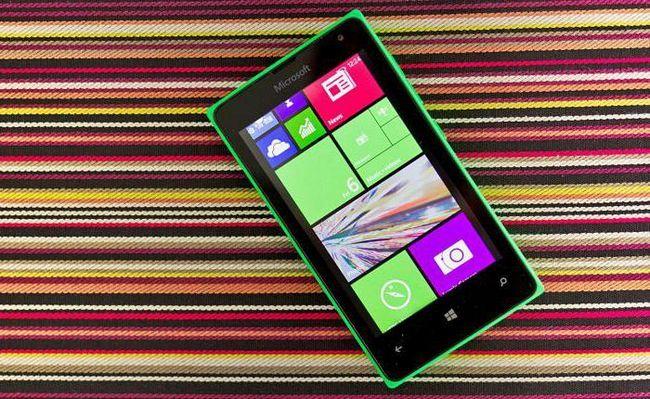 смартфон lumia 435