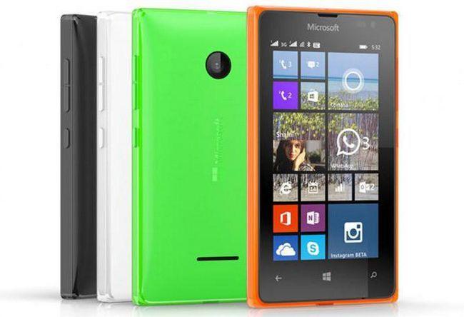 Фото - Смартфон Nokia Lumia 532: характеристики та відгуки