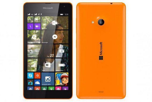 lumia 540 відгуки