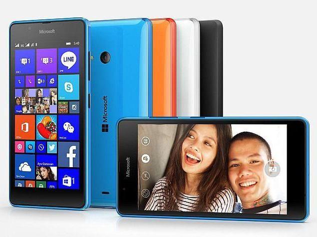 microsoft lumia 540 відгуки