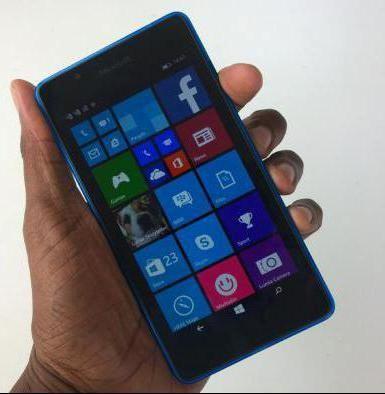 телефон lumia 540