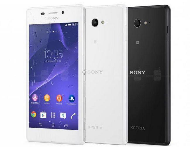 смартфон sony xperia m2 aqua характеристики