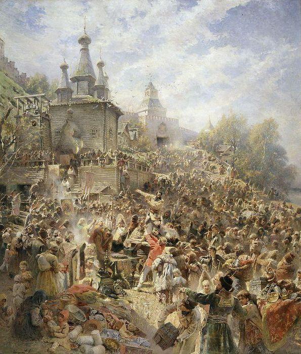 Фото - Смута в Росії на початку 17 століття: причини, етапи, наслідки