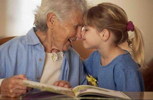 твір про бабусю