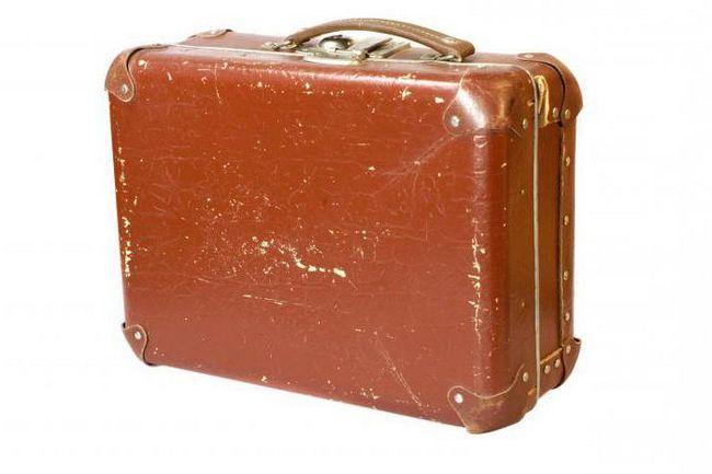 сонник забути валізу