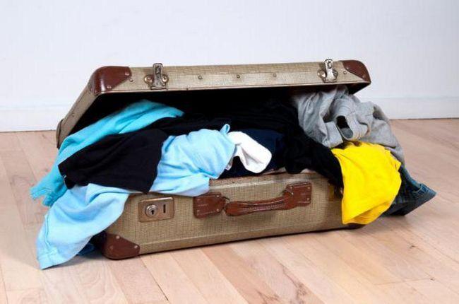 сонник збирати речі у валізу