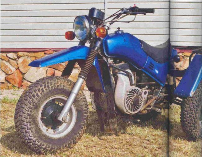 мотоцикл Тула характеристика