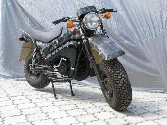 мотоцикл Тула тюнінг фото
