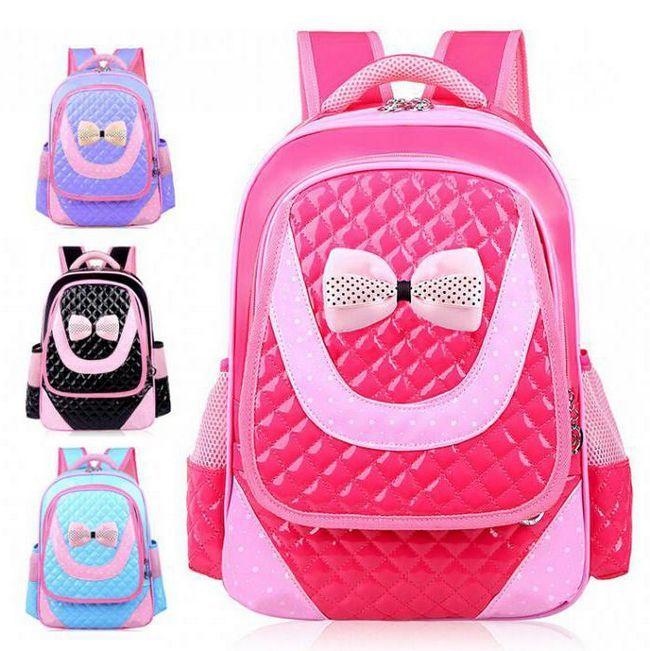 модні портфелі для дівчаток