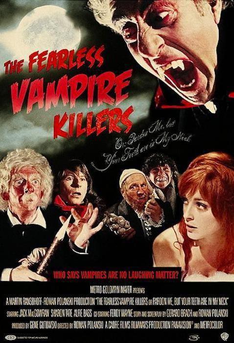 список фільмів про вампірів